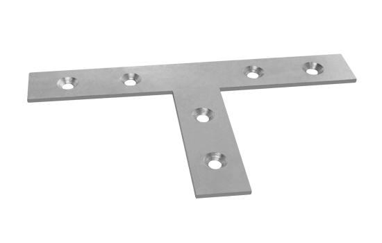 T-frame connector - Accessoires voor aluminium frame - Efka B.V.