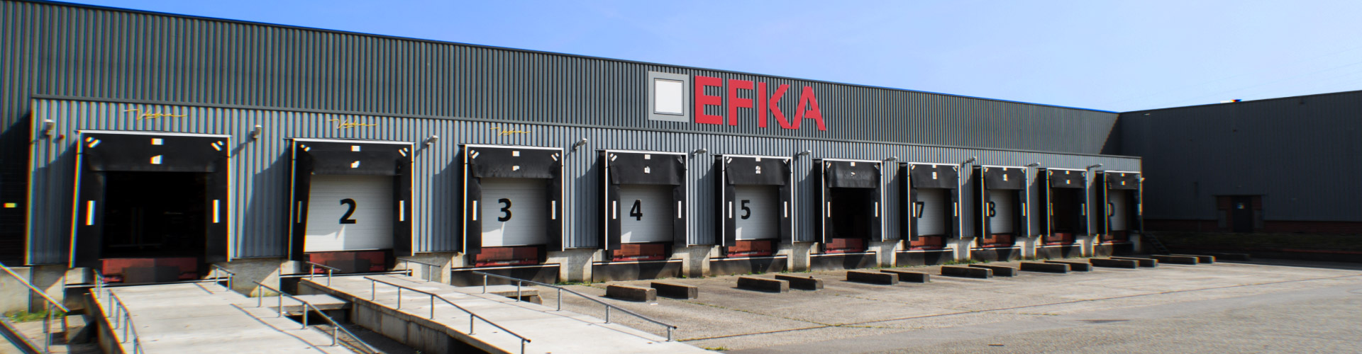 EFKA open durng summer