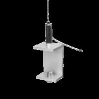 Ceiling mount heavy adjustable